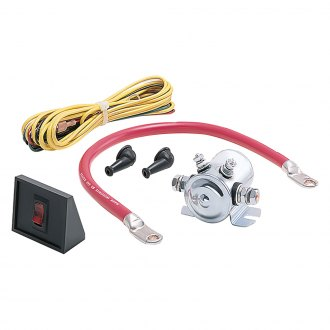 Warn® - Power Interrupt Kit