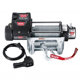 Warn® - 9.5xp 9500 lbs Self-Recovery Electric Winch