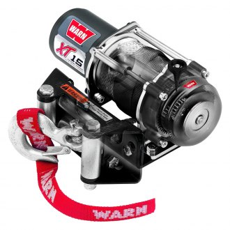 Warn® - XT Extreme Terrain 1500 lbs Winch with Synthetic Rope
