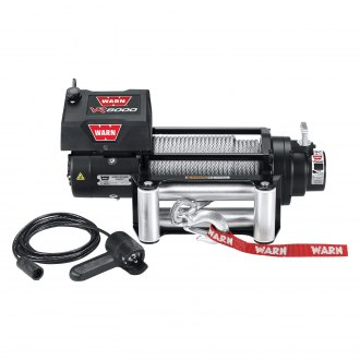 Warn® - VR Entry Level Self-Recovery Electric Winch