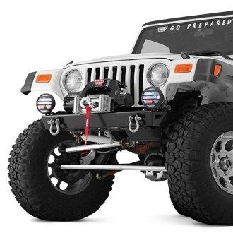 1999 Jeep Wrangler Custom 4x4 Off Road Steel Bumpers Carid Com