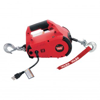 Warn® - 1,000 lbs PullzAll™ Series Red Powered Corded Electric Pulling Tool