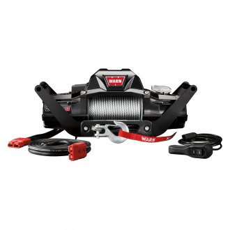 Warn® - ZEON™ Multi-Mount Electric Winch Kit