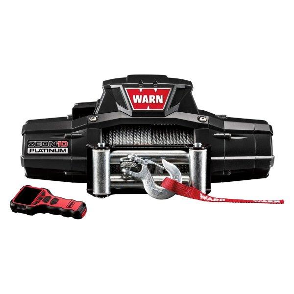 WARN® - ZEON Platinum Ultimate Performance Series Electric Winch