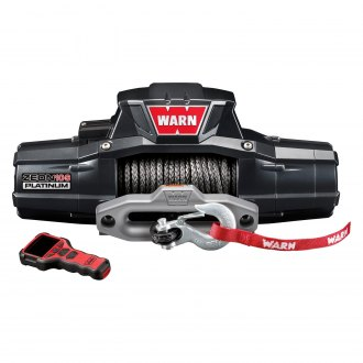 WARN® - ZEON™ Platinum™ Ultimate Performance Series Electric Winch