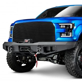 WARN® - Ascent Full Width Front HD Winch Bumper