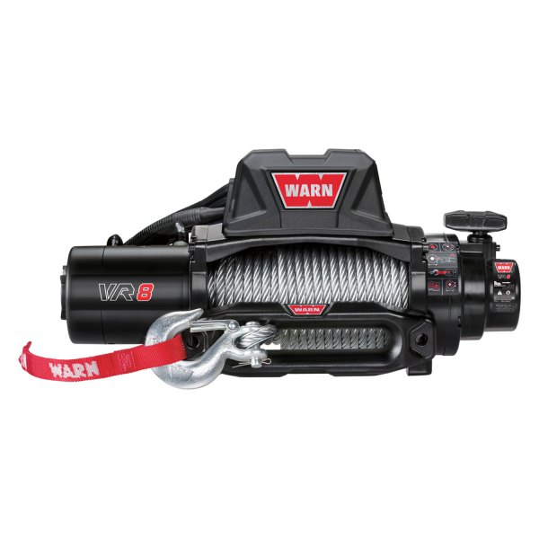 WARN® - VR Series Standard Duty Electric Winch