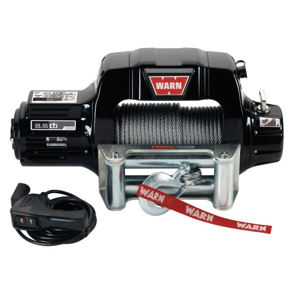 WARN® - Winch With Wire Rope