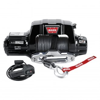 WARN® - 9,500 lbs 9.5cti Series Self-Recovery Electric Winch