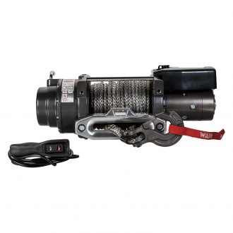 Warn® - 16.5ti 16500 lbs Electric Winch with Spydura™ Pro Synthetic Rope
