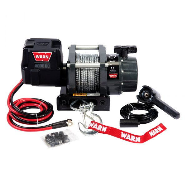 Arctic Cat Warn 5000 Lb Provantage Winch Syn Rope 2017 Prowler 500 2436 388