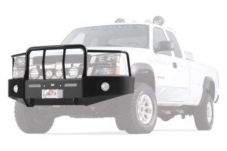 Warn® - Heavy Duty Off-Road Winch Bumper