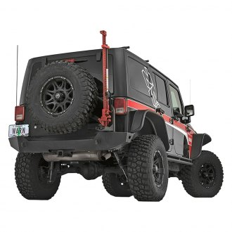 Warn® - Bumper Tire Carrier