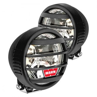 Warn® - W350F Off-Road Fog Lights Kit