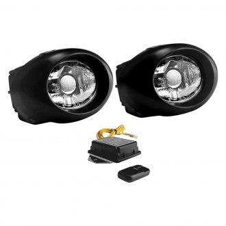 Warn® - W2030F Off-Road Fog Lights Kit