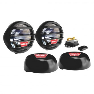 Warn® - W650D Halogen Off-Road Driving Lights Kit