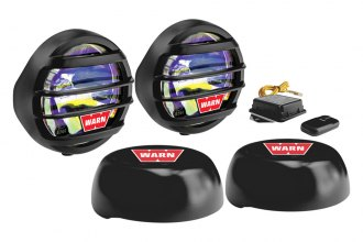 Warn® - W650F Off-Road Fog Light Kit