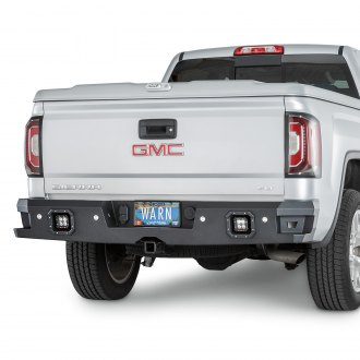 Warn® - Ascent Full Width Rear HD Bumper