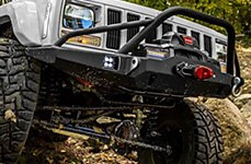 WARN® - Rock Crawler Front Bumper