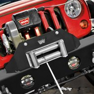 WARN® - Self-Recovery Electric Winch