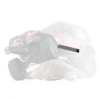 Warn® - Rock Sliders
