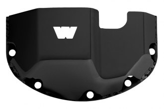 WARN® - Black Powder Coated Differential Skid Plate