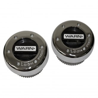 Warn® - Standard Manual Locking Hub Kit
