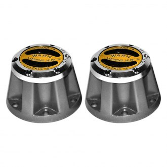 Warn® - Premium™ Manual Locking Hub Kit