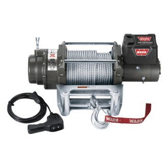 Warn® - 12000 lbs 12V DC M12000 Self-Recovery Electric Winch