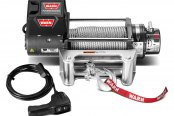 WARN® - 8000 lbs M8000 Self-Recovery Electric Winch with Wire Rope