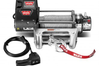 Warn® - M8000 Self-Recovery Electric Winch