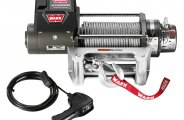 WARN� - 9000 lbs XD9000 Self-Recovery Electric Winch