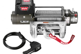 Warn® - 9000 lbs XD9000 Self-Recovery Electric Winch