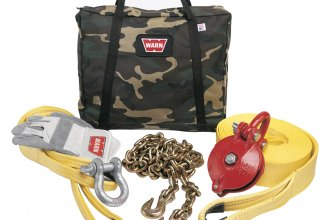 WARN® - Industrial Winch Accessory Kit