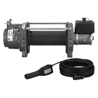 WARN® - 9000 lbs 12V Series 9 DC Industrial Winch