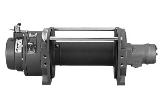 Warn® - Hydraulic Industrial Winch