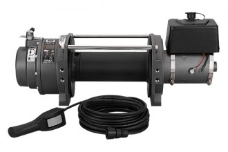 Warn® - DC Industrial Winch