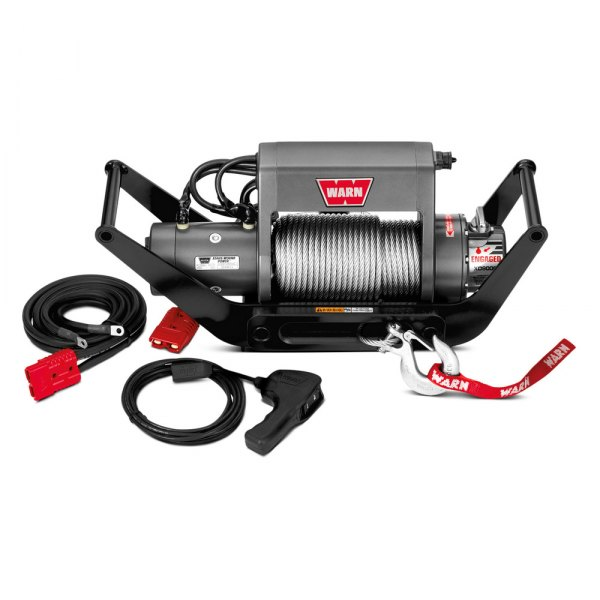 Traveller Winch: XD Multi-Mount Premium 9000 Lbs Electric Winch
