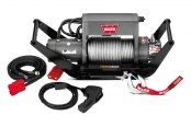 Warn® - 9000 lbs 12V DC XD9000i Multi-Mount Self-Recovery Electric Winch Kit