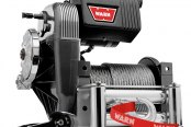 Warn® - 8000 lbs M8274-50 Self-Recovery Electric Winch