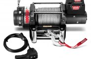 WARN� - M15000 Self-Recovery Electric Winch