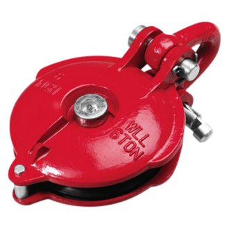 Warn® - 16500 lbs Industrial Snatch Block