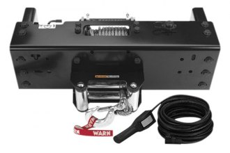 WARN® - 12000 lbs 12V DC Series 12 Industrial Electric Winch Kit