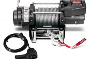 WARN� - 16500 lbs 12V DC 16.5ti Thermometric Self-Recovery Electric Winch