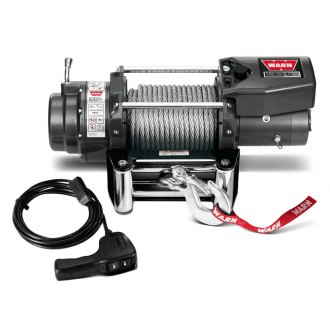 Warn® - 16.5ti Thermometric 16500 lbs Self-Recovery Electric Winch