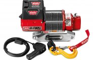 WARN� - 9000 lbs 12V DC 9.0Rc Rock Crawling Electric Winch