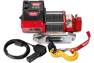 Warn® - 9000 lbs 12V DC 9.0Rc Rock Crawling Electric Winch