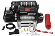 WARN� - PowerPlant Dual Force HP Electric Winch with Air Compressor