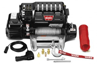 Warn® - PowerPlant Dual Force HP Electric Winch with Air Compressor