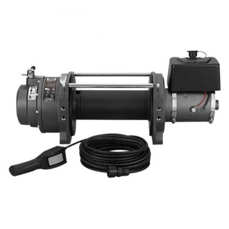 Warn® - 18000 lbs 24V Series 18 DC Industrial Winch